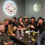 Eric Pflug, Brian Hewlett, Alex McKenzie-Low and John Wayne & The Pain